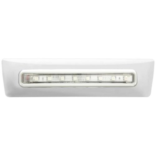 IPCW CLR07CT Chevrolet Silverado 2007 - 2014 LED Tailgate Handle, Chrome Red LED Clear Lens
