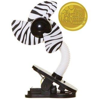 Dreambaby Stroller Fan - Zebra
