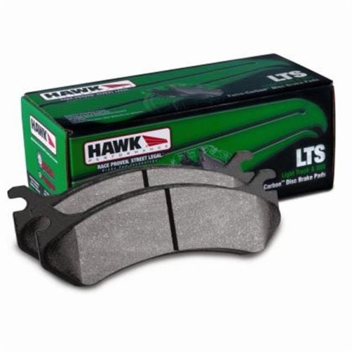 Hawk H27-HB725B650 Performance Ceramic Brake Pads for 2005-2014 Ford Fiesta F550 Super Duty