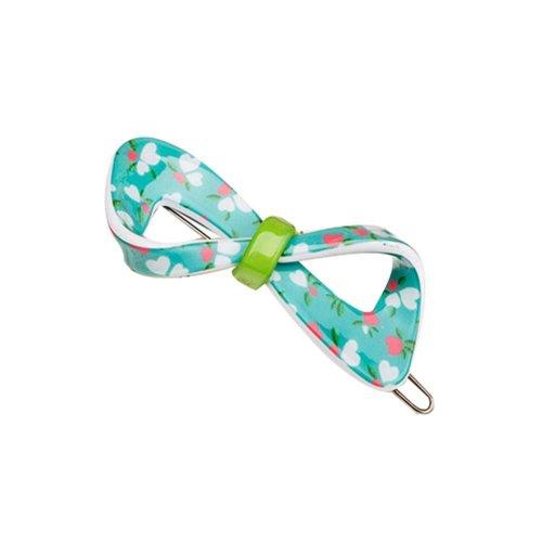 Set of 2 Flower Hair Pin Fashion Hair Clip Creative Hairpin,Green