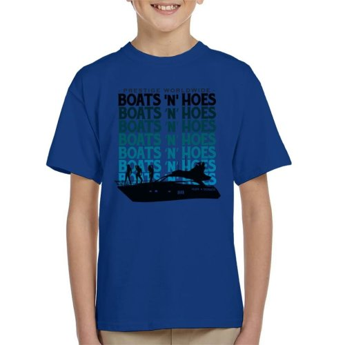Step Brothers Boats N Hoes Kid's T-Shirt