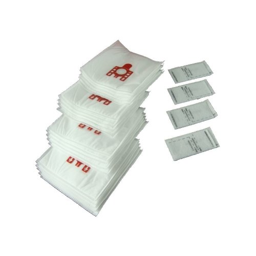 20 X Miele S1400 FJM Type Vacuum Cleaner Hoover Dust Bags & Filters