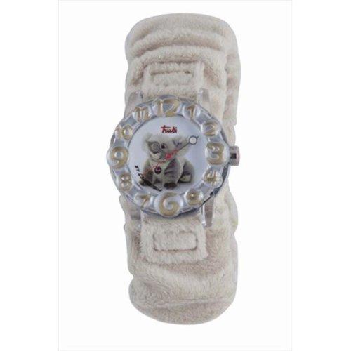 Trudi CT.6293B-17 Kids White Dial Watch
