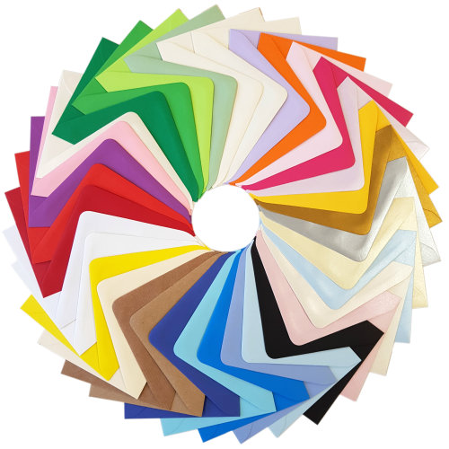 """C6 Coloured Envelopes (114x162mm - 4.5x6.4"""") for Crafts, Greetings Cards, & Party Invitations"""
