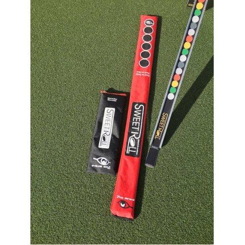 Eyeline Golf Sweet Roll Putting Rail System