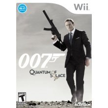 Wii - Bond 007: Quantum of Solace / Game