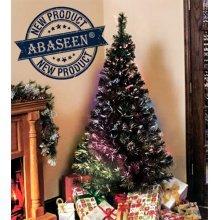 Artificial Christmas Tree Fiber Optic 122cm