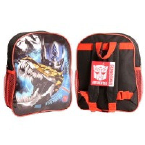 BOYS TRANSFORMERS SCHOOL BACKPACK