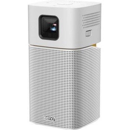 Benq Gv1 Dlp Projector 16:9 Front Osram Q9 20000 Hour Normal Mode 30000 Hou 9H.JKL77.59E