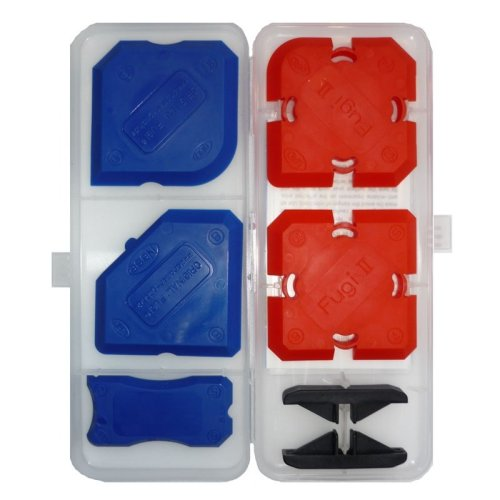 Cramer 5-FUGI Kit | 5pc Grouting & Silicone Profiling Tool Kit