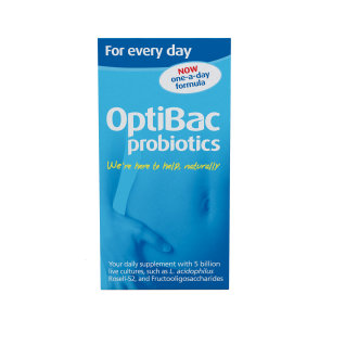 OptiBac Probiotics For Every Day, Pack of 90 Capsules
