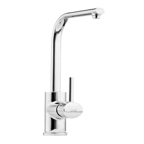 Durable Elegant Standing Swivel Spray Kitchen Sink Faucet Tap with Ceramic Mixer