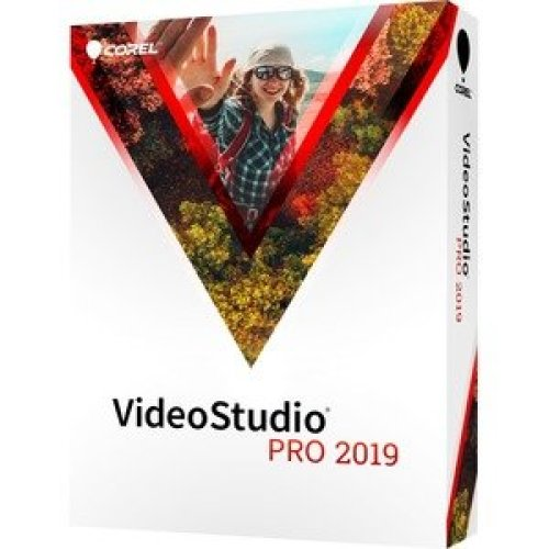 Corel Videostudio 2019 Pro Box Pack 1 User Video Editing Mini Box Multiling VS2019PMLMBEU