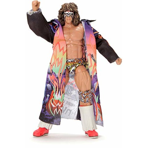 WWE Ultimate Edition Series 1 Ultimate Warrior Action Figure