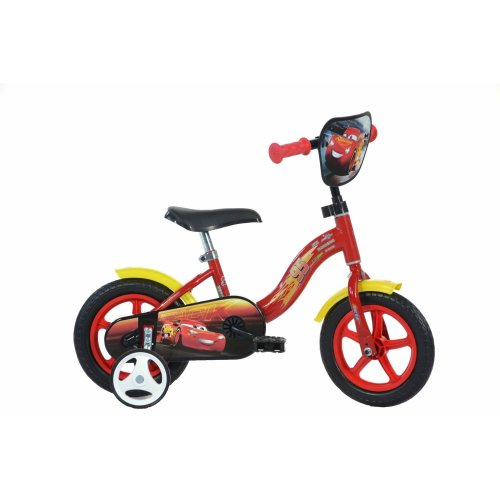 "Cars 10"" Bicycle"