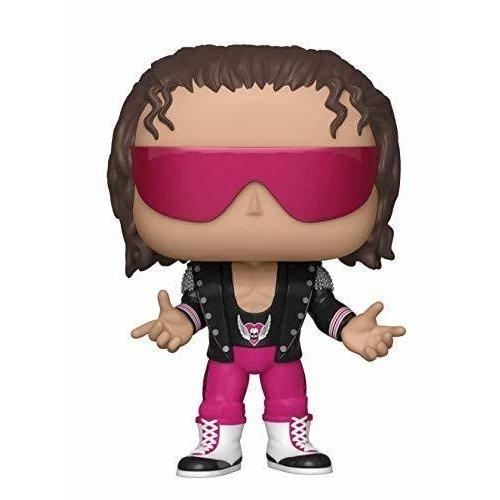Funko POP: WWE - Bret Hart With Jacket