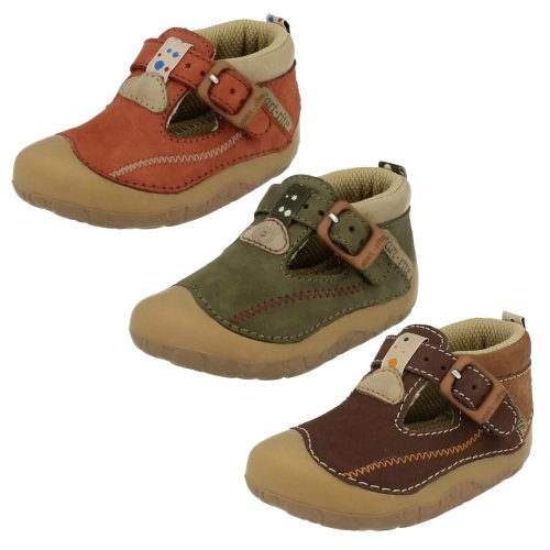 Boys Startrite Casual Pre Walker Shoes Tiny - F Fit