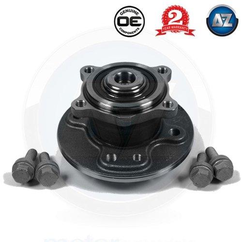 For Rear Wheel Bearing Hub Kit Mini S John Cooper Works One D 2001-06 12mm