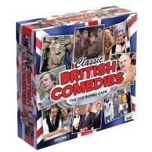 Classic British Comedies Dvd Game - Vol. 1