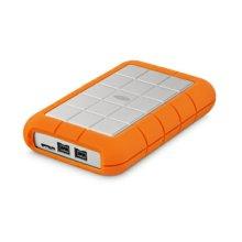 LaCie Rugged Triple 3.0 (3.1 Gen 1) 1000GB Orange,White