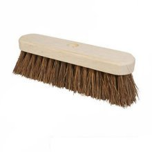 "Silverline Broom Stiff Bassine 254mm (10"") - 10 675238 -  broom stiff 10 silverline bassine 254mm 675238"