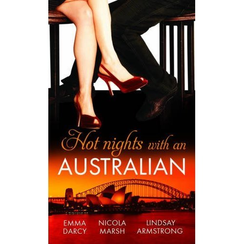 Hot Nights with the...Australian: The Master Player / Overtime in the Boss's Bed / The Billionaire Boss's Innocent Bride (Mills & Boon Special Rel...