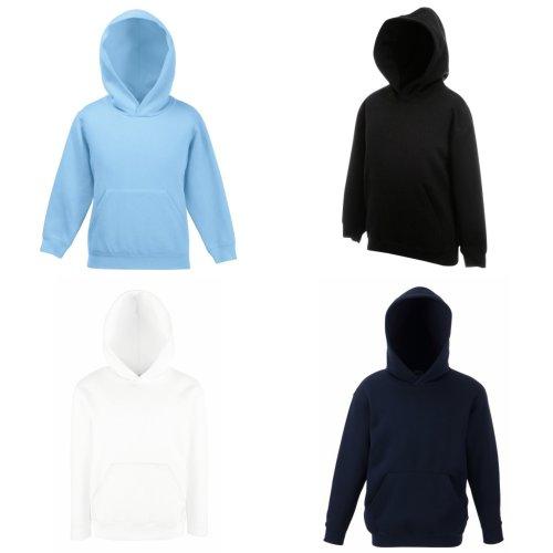 Fruit Of The Loom Kids Unisex Premium 70/30 Hooded Sweatshirt / Hoodie