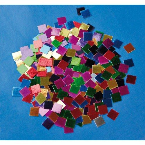 Pbx2470479 - Playbox - Paper Mosaic (met Allic) - 10 X 10mm - 10000 Pcs