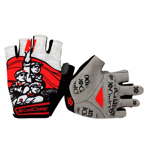 Half-finger Gloves Cycling Gloves/Mitts