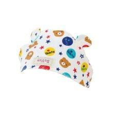 Scarf Sun-resistant Comfy Ventilate Beach Cap Empty Top Hat Summer Baby Hat