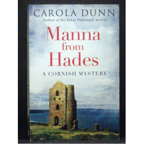 Manna from Hades first book in Cornish Mystery series