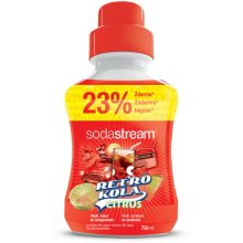 Sodastream Concentrate Syrup 750ml. Retro Cola Citrus