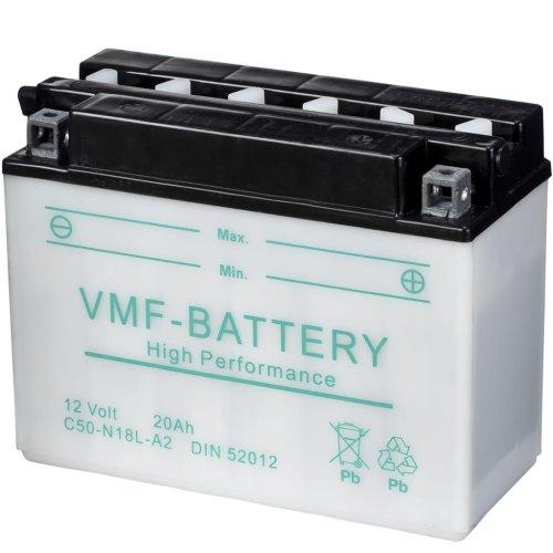 VMF Powersport Battery 12 V 20 Ah C50-N18L-A(2)