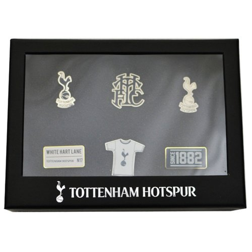Tottenham Hotspur FC 6 Piece Badge Set