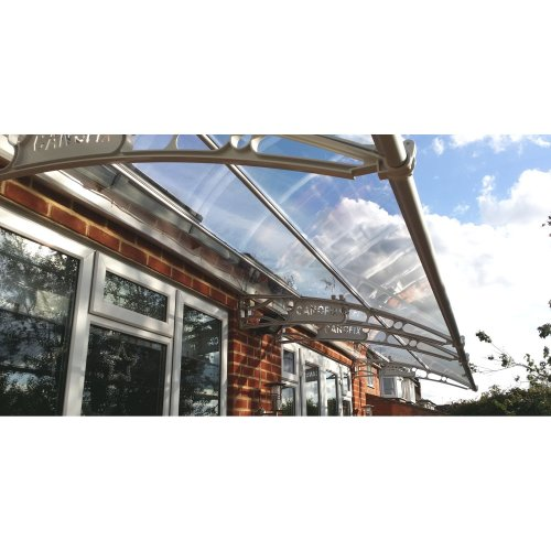 Cantilever Door Canopy | 4000mm wide x 1270mm projection