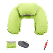 Portable Travel Suit Inflatable Travel Pillow Neck Pillow