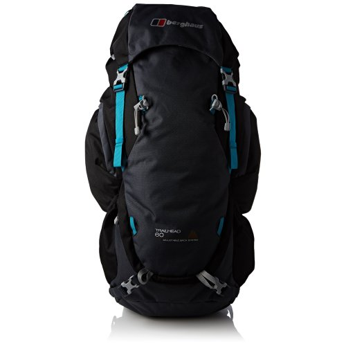 Berghaus  Trailhead Women's Outdoor  Rucksack available in Evening Blue/Dark Cherry - 50 Litres
