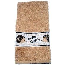 Harwoods Animal Friends Hedgehog 100% Cotton Kitchen Hand Towel
