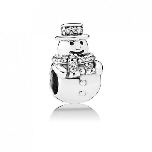 Pandora Snowman Charm - 792001CZ