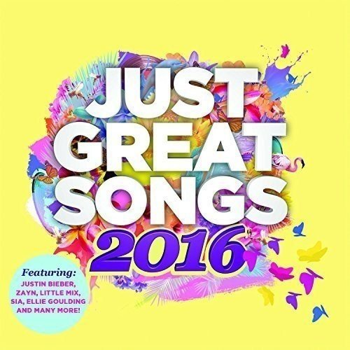 Just Great Songs 2016 [CD]