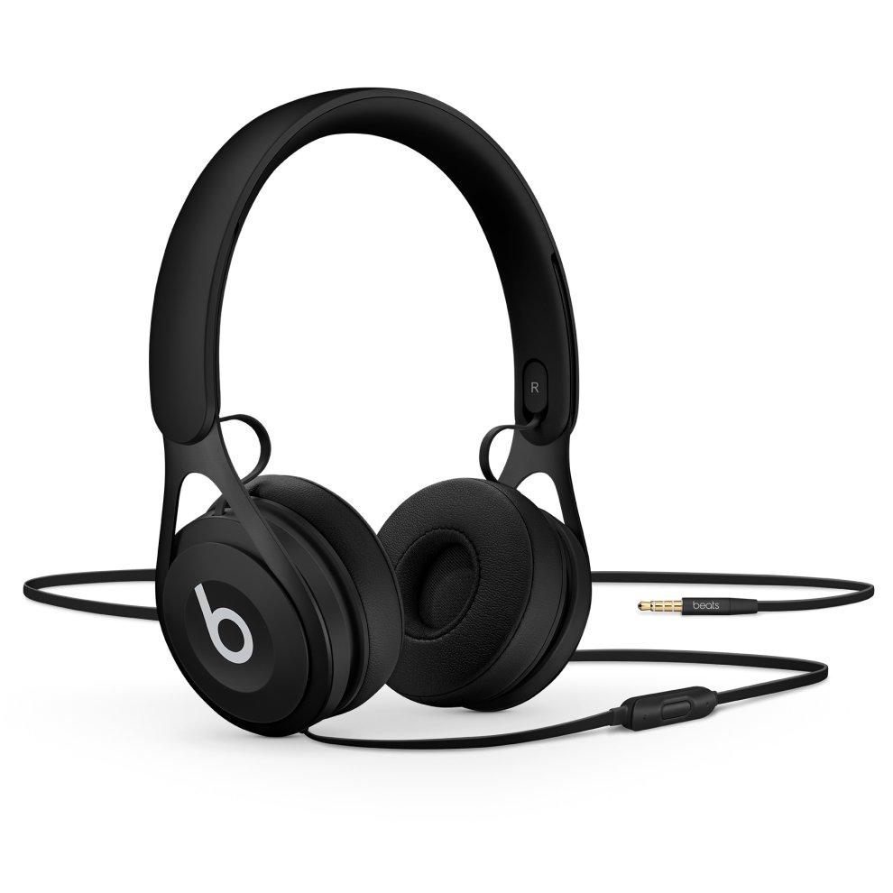 Dr. Dre Beats EP On-Ear Headphones - Black   Beats Headphones