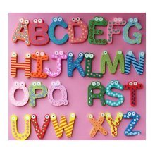 26 Magnet Creative Magnet Posted Capital Letters