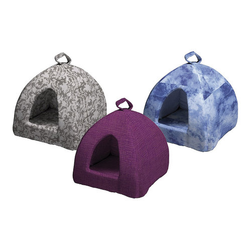Ferplast Tipi Cave for Cats & Small Dogs