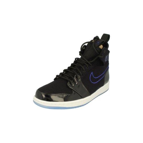 Nike Air Jordan 1 Retro Ultra High Mens Hi Top Basketball Trainers 844700 Sneakers Shoes