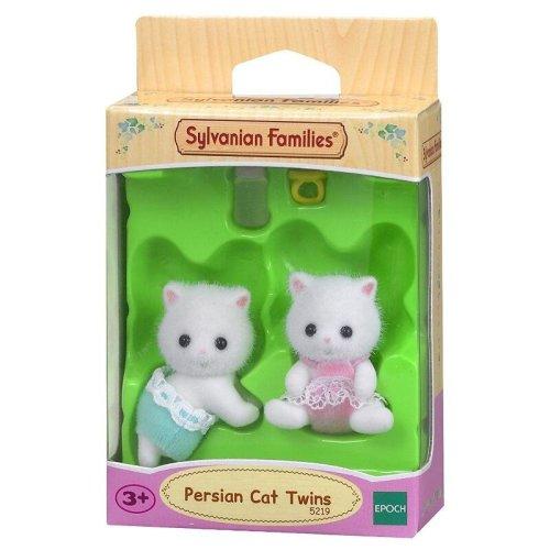 Persian Cat Twins
