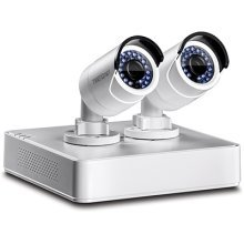 Trendnet TV-NVR104K Wired 4channels video surveillance kit