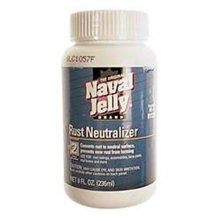 Osi Sealants Naval Jelly Rust Neutralizer  1381192 8OZ