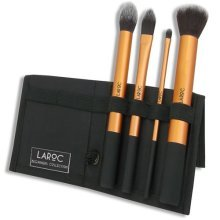 LaRoc 4pc Brush Collection | Beginner Makeup Brush Set