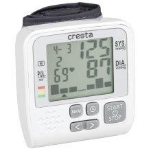 Cresta Wrist Blood Pressure Monitor BPM158 White 75819.01