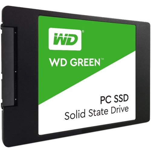 120Gb WD Green Solid State 2.5In Drive